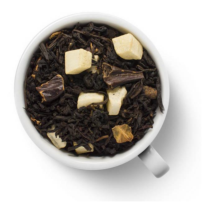 Черный ароматизированный чай Айриш Крим