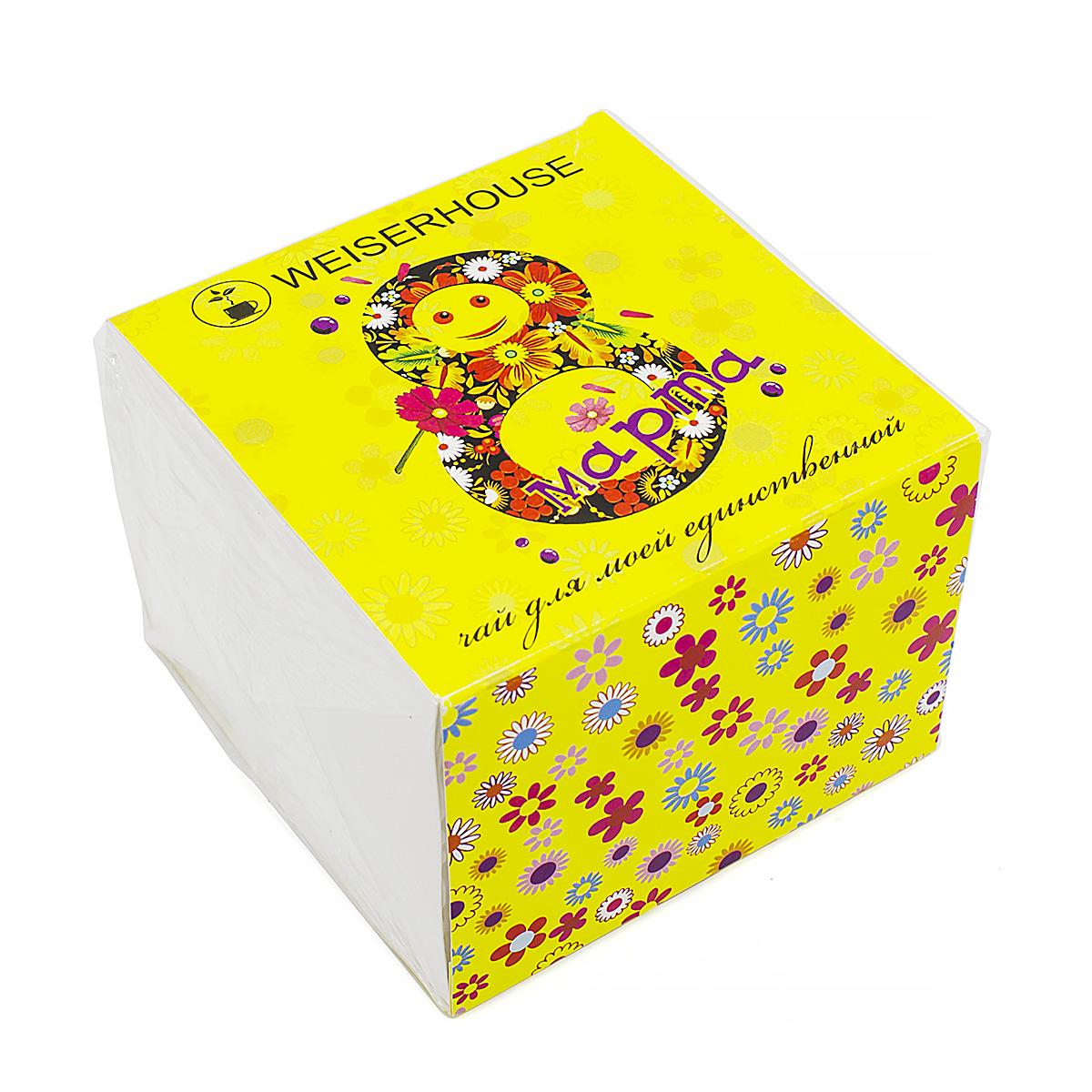 Фото - Черный чай Секрет Цейлона к 8 марта (Для моей единственной), 100 г чай черный matis золото цейлона 100х2 г