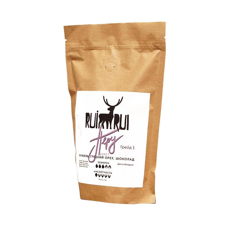 Кофе в зернах Перу Грейд 1, уп. 250 г