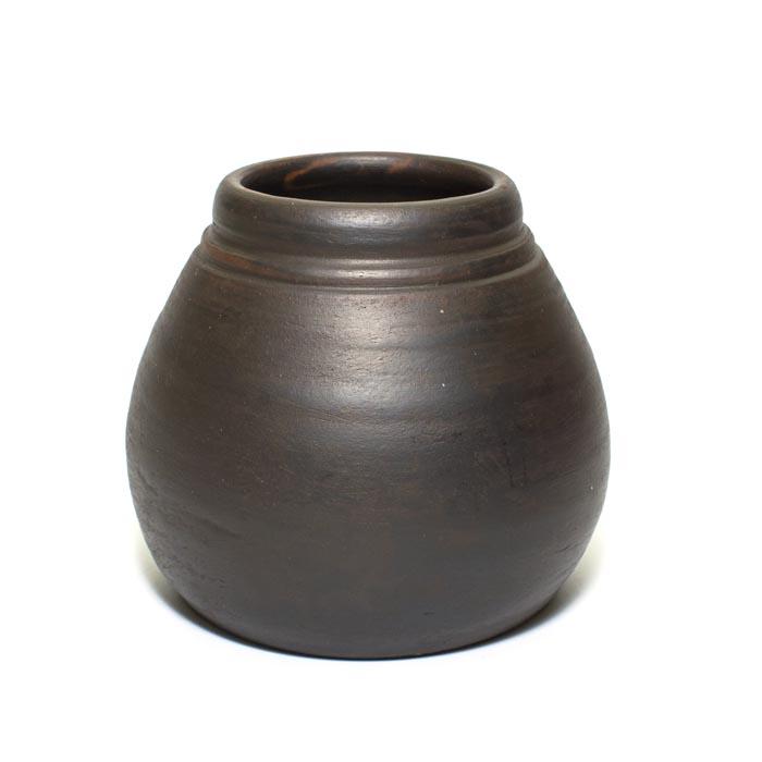 Калабас глиняный классический, 300 мл