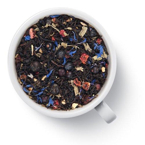 Черный ароматизированный чай Таежный