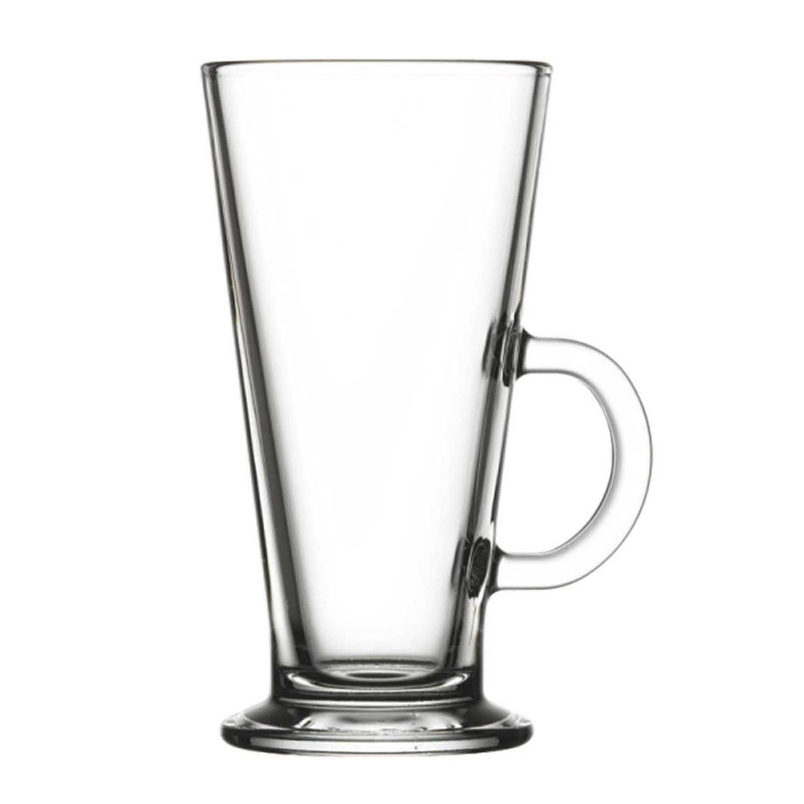 Кофейная кружка Latte, стекло, 260 мл