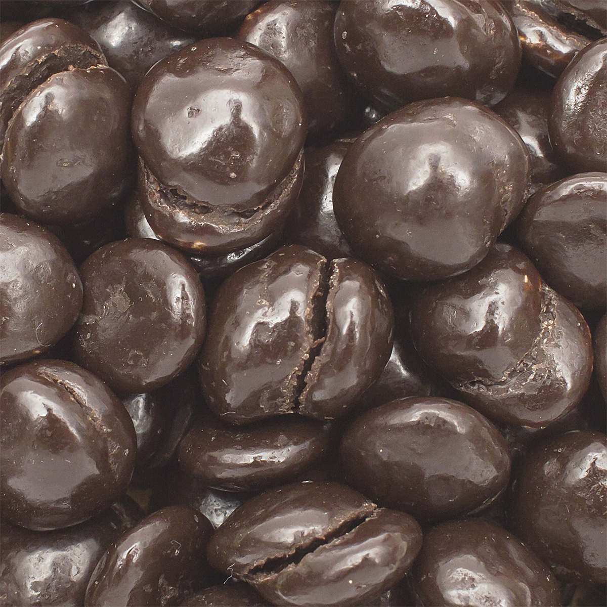 Кукурузные хлопья в темном шоколаде