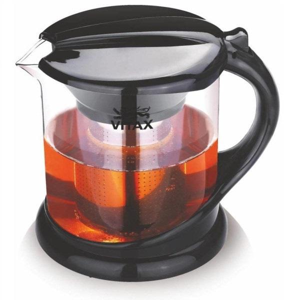 Фото - Чайник заварочный Vitax VX-3304, 1000 мл fm 07 3 заварочный чайник маки pavone