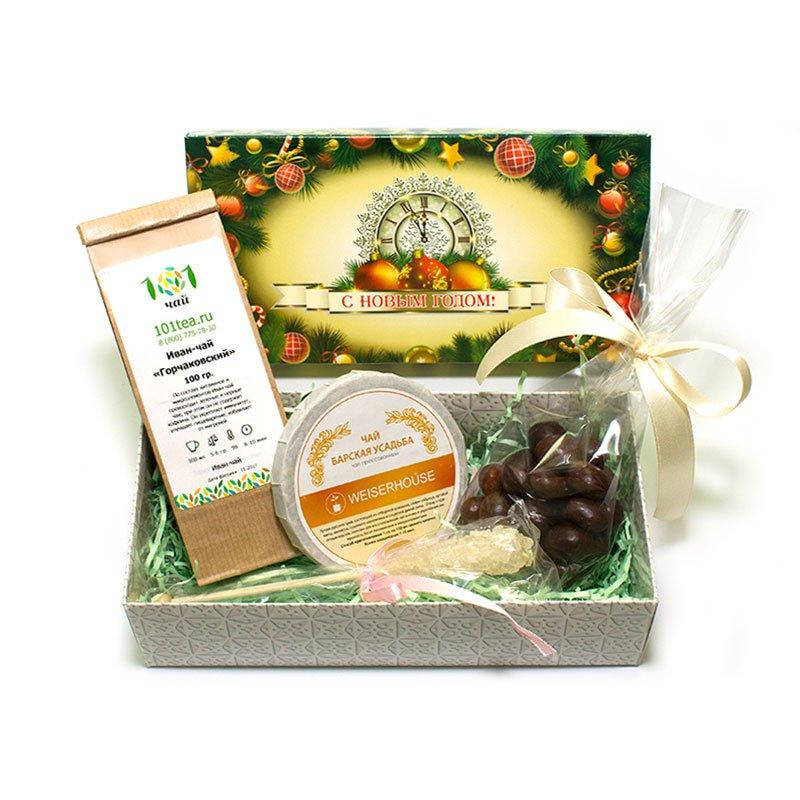 Новогодний подарочный набор №15 от 101 Чай