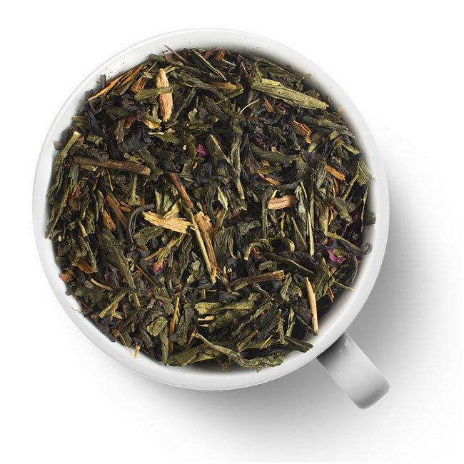 Зеленый чай с катуабой