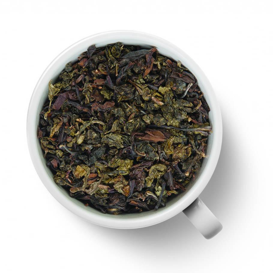 Зеленый ароматизированный чай Японская вишня