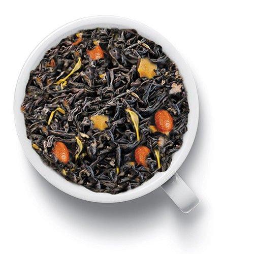 Черный ароматизированный чай Бархатный сезон