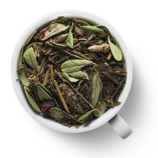 Японский чай Ходжича Лесные травы