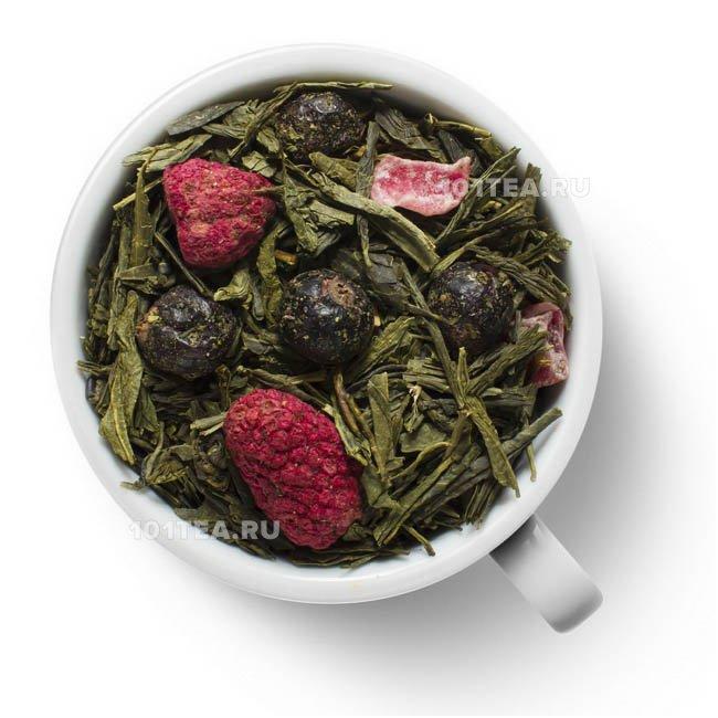 380a95563ced5 Чай зеленый Малина и Мята купить по цене 280 руб., с доставкой в ...